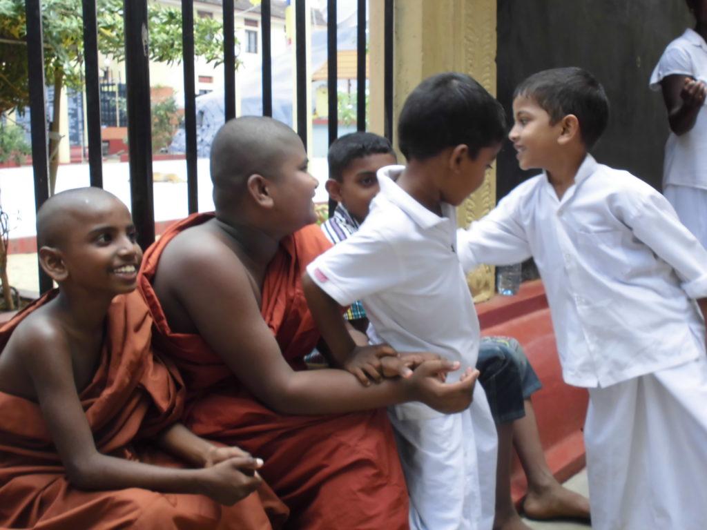 Incontri signore dello Sri Lanka
