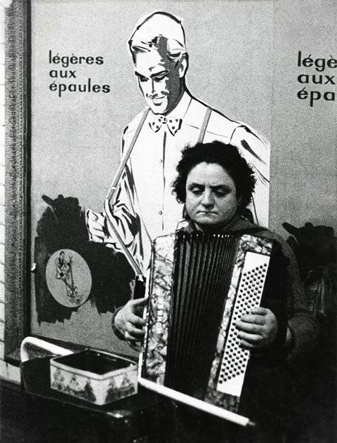 Lisetta Carmi, La Metropolitana,Parigi,1965 @Lisetta Carmi, courtesy Martini & Ronchetti 013