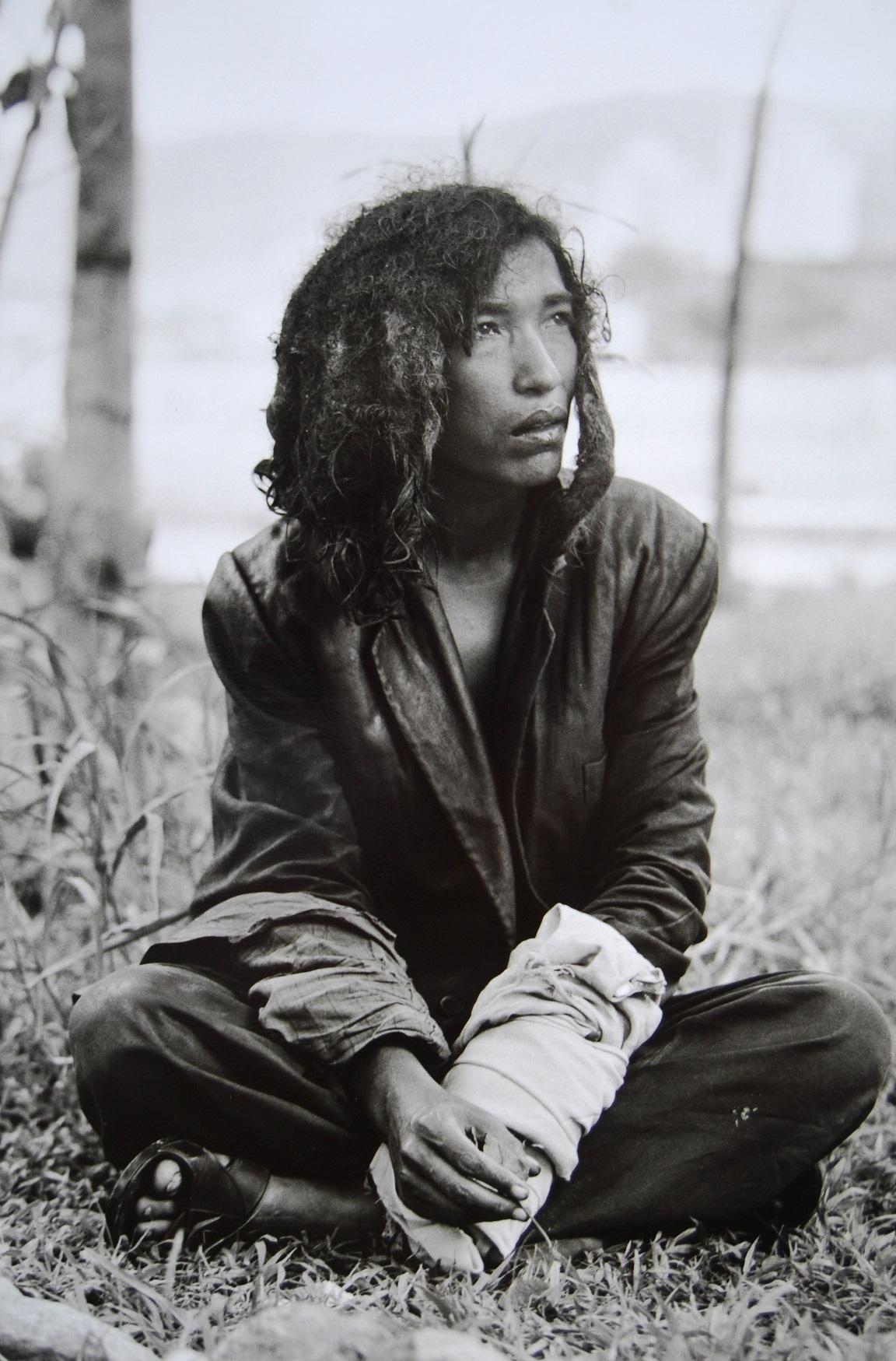 Lisetta Carmi, Venezuela, donna india a Petare (Caracas),1969 @Lisetta Carmi, courtesy Martini & Ronchetti 01