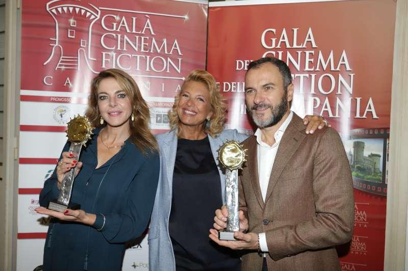 Claudia-GeriniValeria-Della-RoccaMassimiliano-Gallo-presentazione-Gala-del-Cinema-e-della-Fiction-in-Campania
