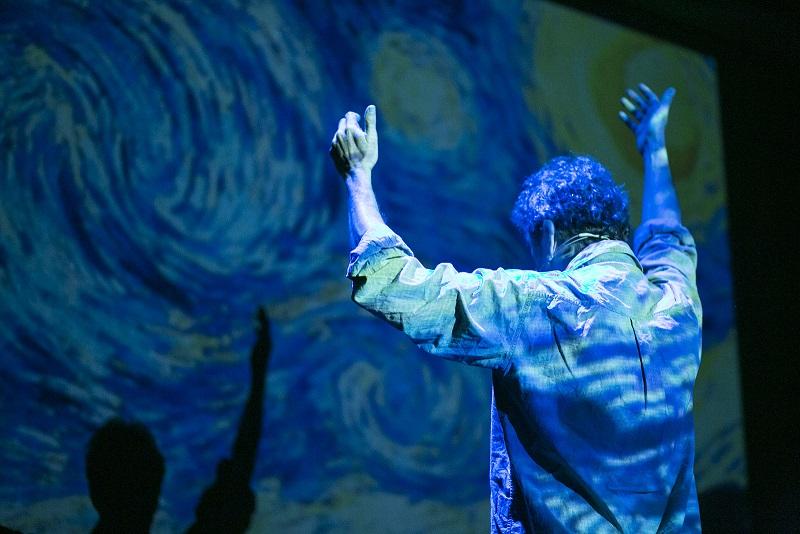 Al Teatro Brancaccino le Lettere a Theo di Vincent Van Gogh - TheSpot.news