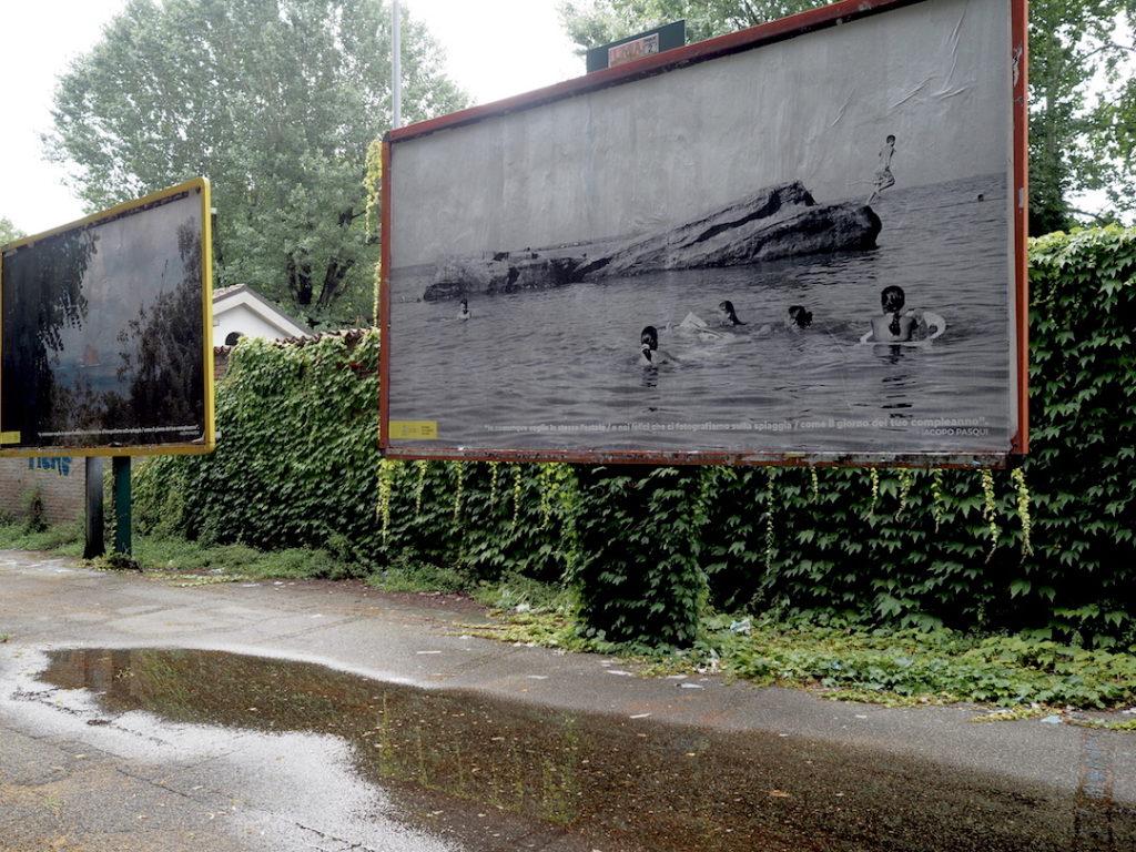 Spazio Libero - installazioni a Reggio Emilia. Fotografate da Ums
