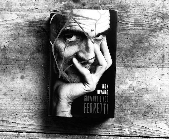 Il nuovo libro di Ferretti. In apertura, Ferretti a Cerreto (c) Foto Ums